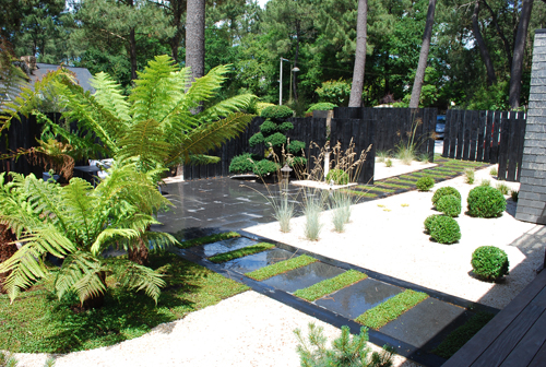 Decoration jardin zen exterieur for Amenagement exterieur zen