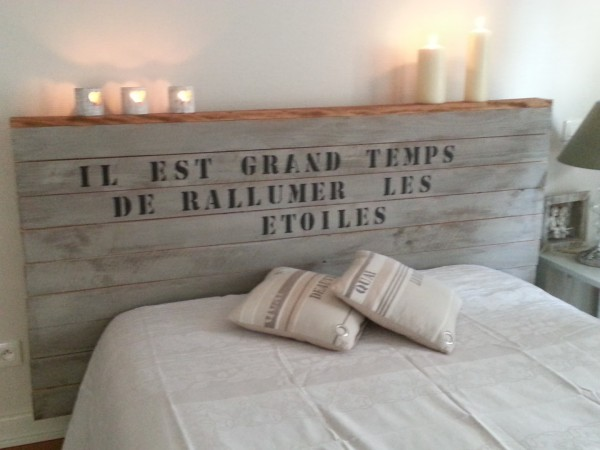 Table Rabattable Cuisine Paris Faire Une Tete De Lit Originale
