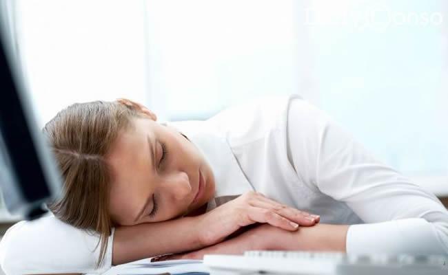 Micro sieste au travail