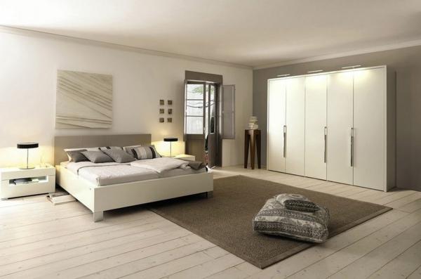 Chambre Contemporaine Zen : Une chambre à coucher zen pour dormir en paix espace