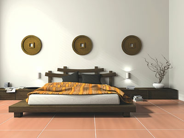 Une chambre coucher zen pour dormir en paix espace zen - Chambre chinoise ...