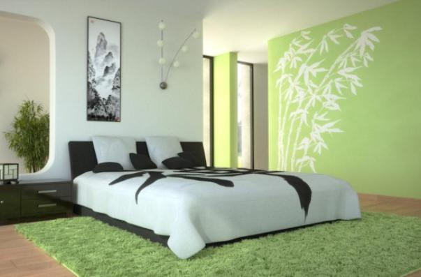 deco zen chambre a coucher. Black Bedroom Furniture Sets. Home Design Ideas