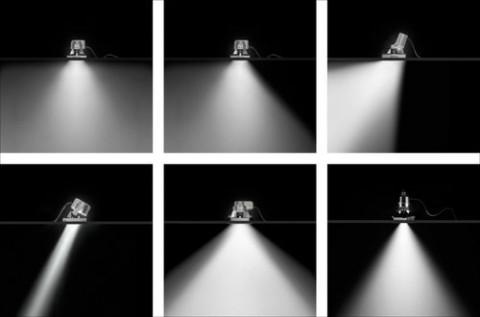 éclairage intérieur downlight