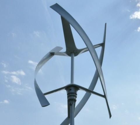 Mini-éolienne