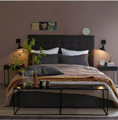 chambre coucher quelle couleur facilite le sommeil espace zen. Black Bedroom Furniture Sets. Home Design Ideas