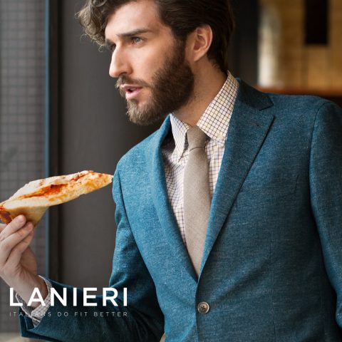 costume homme Lanieri