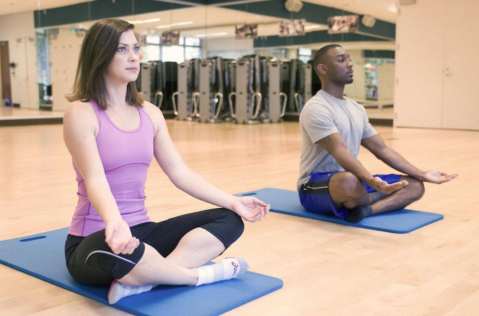 cadeau noel yoga en couple