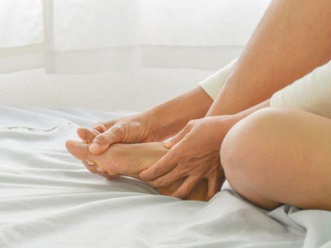 auto-massages pieds