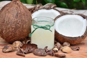 noix de coco eau
