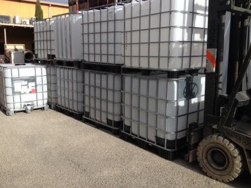 cuves polyéthylène Securitank