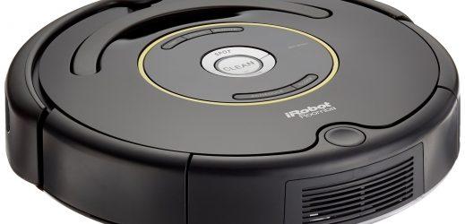 aspirateur laveur robot