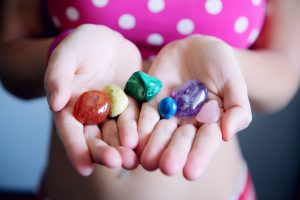 Utiliser les pierres naturelles pour rester zen
