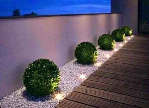 Awesome Normes Eclairage Exterieur Jardin Ideas - House Design ...