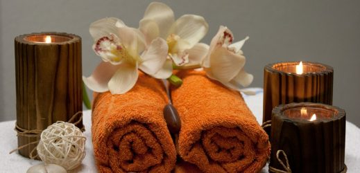 Huile massage sensuel