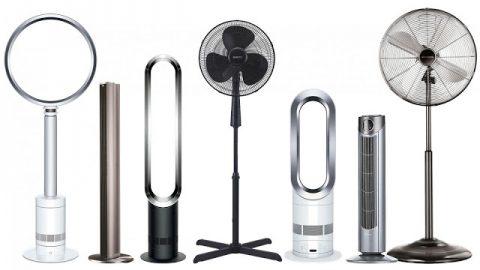 comparatif des ventilateurs silencieux sur pied