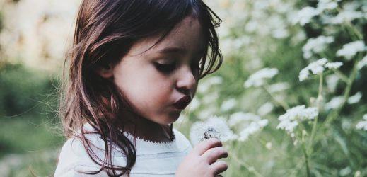 Les espaces verts dans l'épanouissement de l'enfant