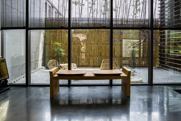 Déco salon zen
