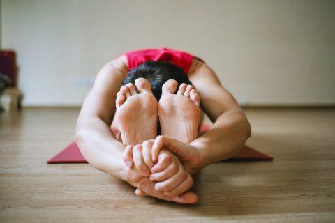 yoga pratique zen à la maison